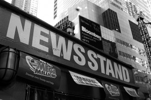 Newsstand picture