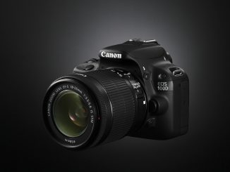 Canon's new small 100D DSLR