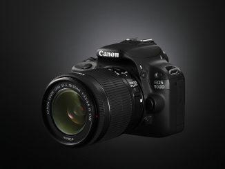 Canon's new small 100D DSLR