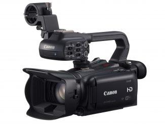 Canon's HD-SDI equipped XA25 camcorder.
