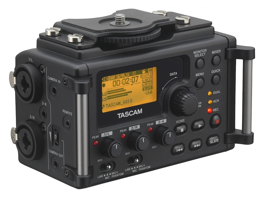 Tascam's DR-60D recorder