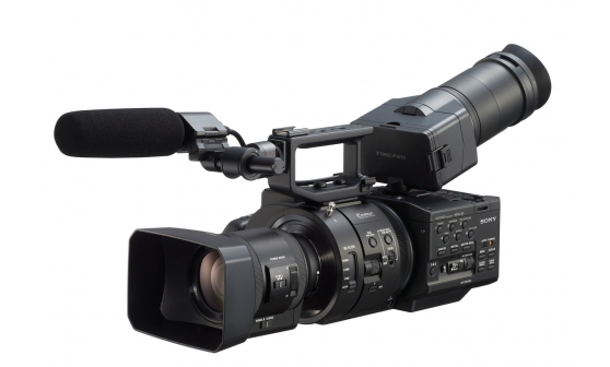 Sony's updated FS700RH