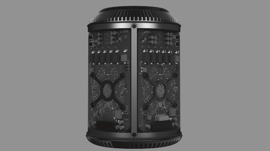 Apple's Mac Pro workstation