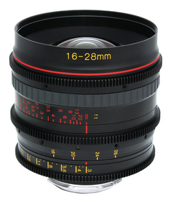 Tokina Cinema 16-28 T3.0