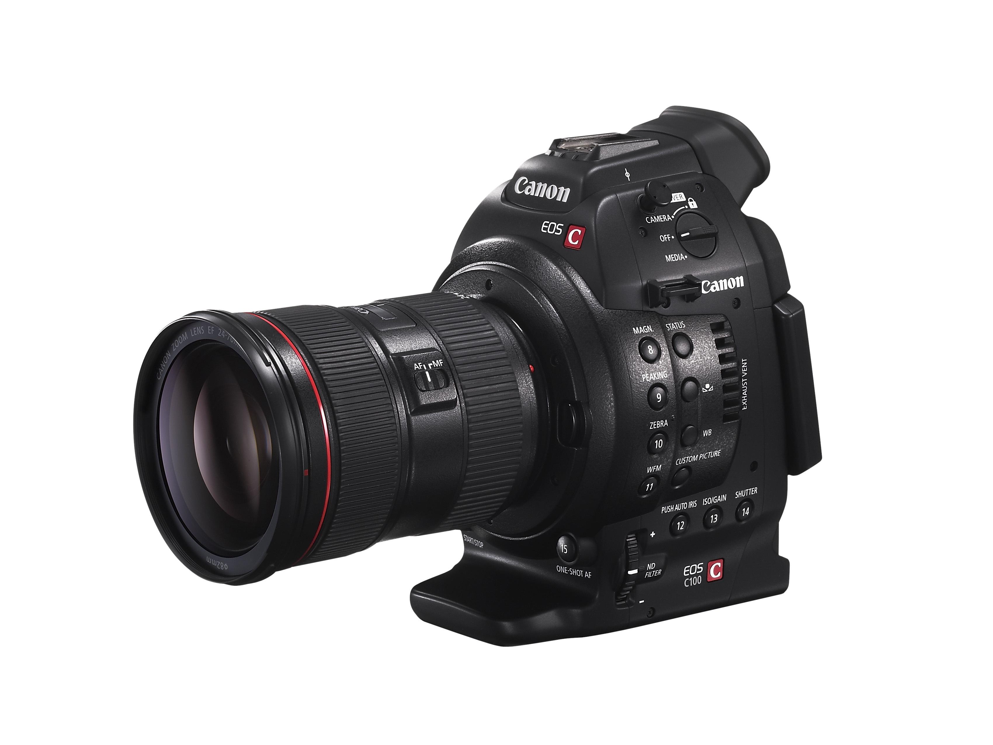 Canon EOS C100