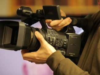 hands on with the Sony PXW-Z100