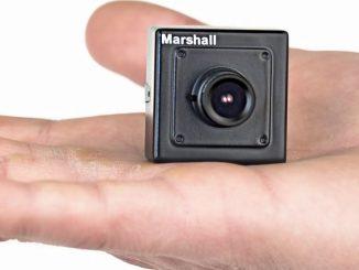 Marshall's CV500 MB camera
