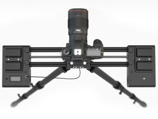 Edelkrone's Motion Control Kit with a Canon DSLR