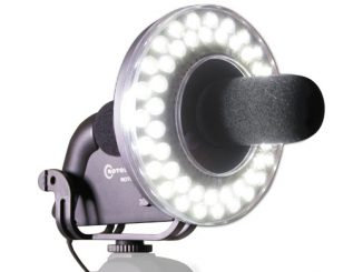 Roto-Mic with the RL-48B light