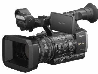 HXR-NX3 camcorder