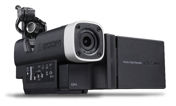 Zoom Q4 camcorder