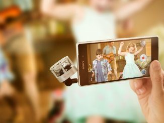 Sony Xperia Z2 for video