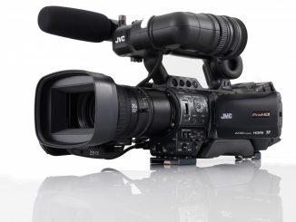 JVC's GY-HM 850