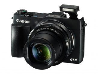 Canon PowerShot G1 X Mark II.