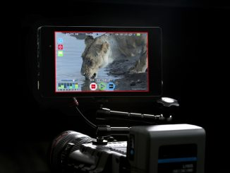 Atomos' new 4K capable, Shogun recorder