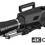 JVC's prototype 4K, 35mm Elise camera system