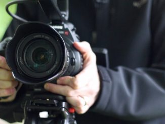 Image tracking: DAF brings continuous AF to the Canon C100.