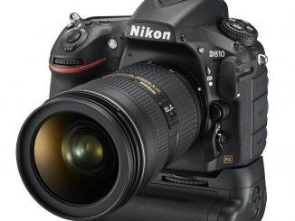 Nikon's D810