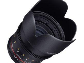 Samyang Rokinon 50mm T1.5 prime