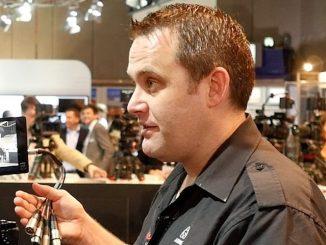 Atomos CEO Jeromy Young