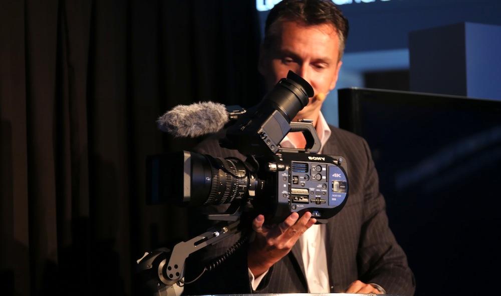 Sony's new PXW-FS7