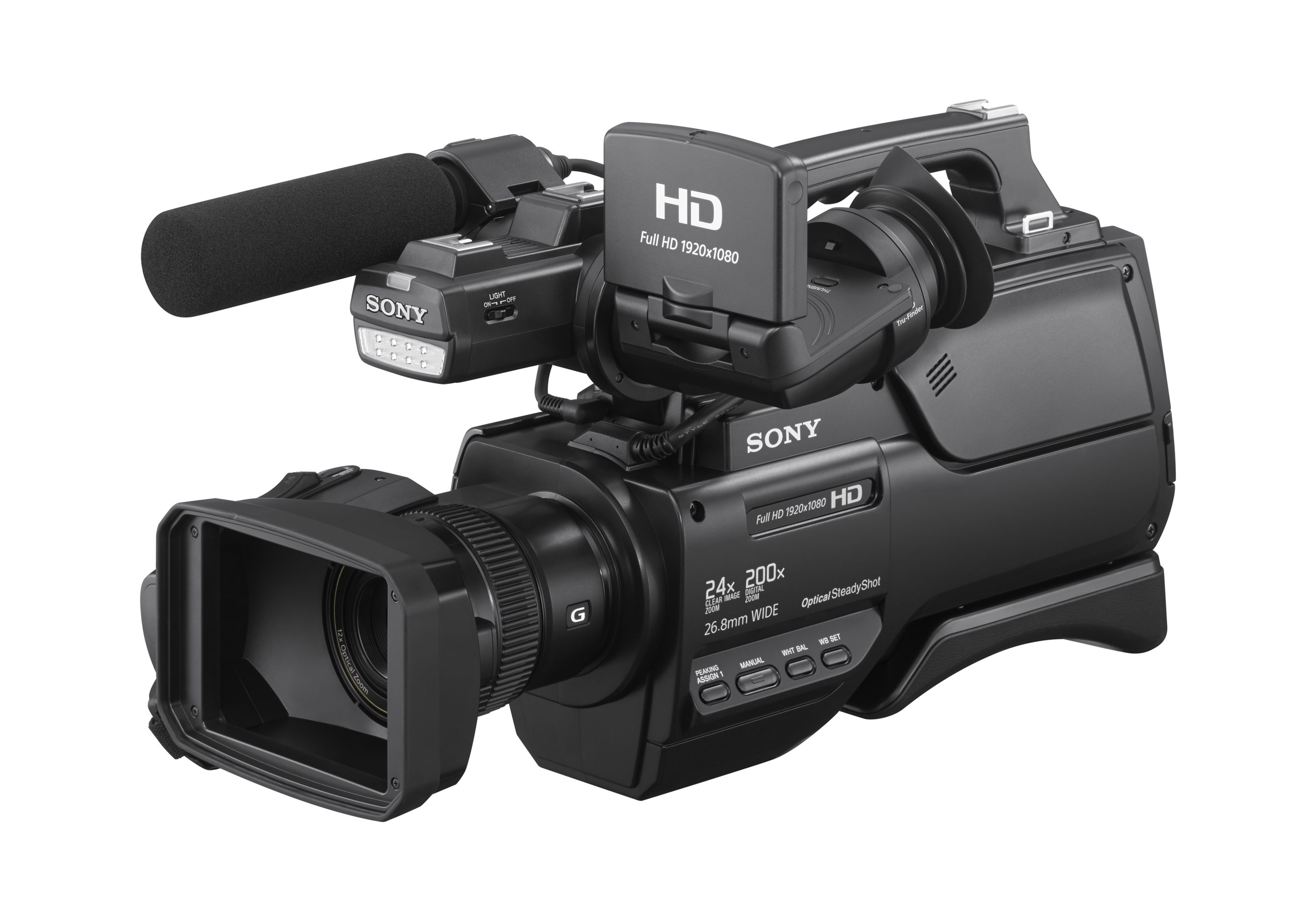 HRX MC2500 from Sony