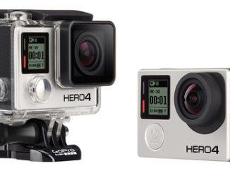 GoPro's new Hero4 Black Edition