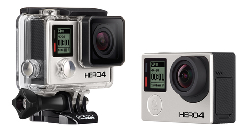 GoPro's new Hero4 Black Edition