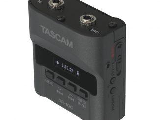 Tascam's DR-10C