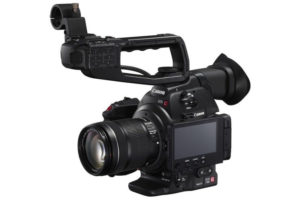 Canon's EOS C100 mkII