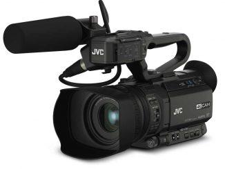JVC's GY-HM200