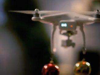Quadcopter Christmas