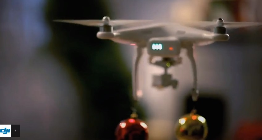 Quadcopter Christmas