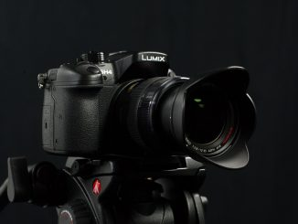 GH4 with 12-35mm lens