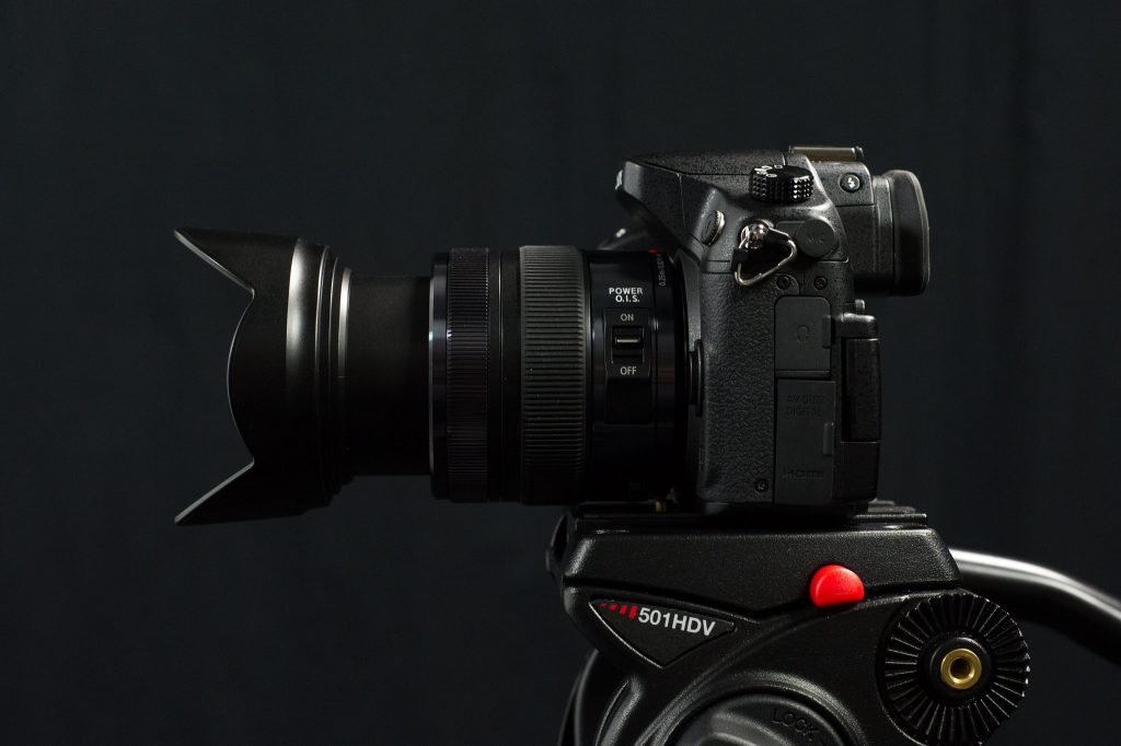 GH4 with 12-35mm f2.8