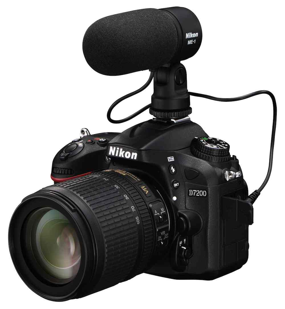Nikon's D7200