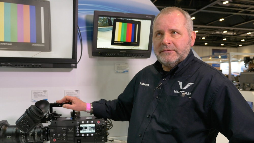 Nigel Wilkes, Panasonic