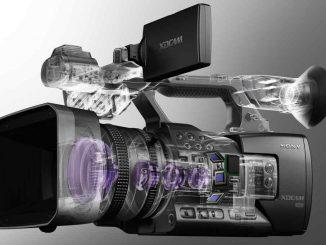 Sony PXW-180 cutaway