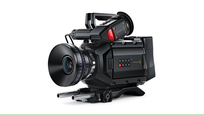 Blackmagic Design URSA Mini side view