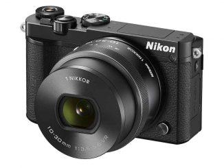 The Nikon 1 J5
