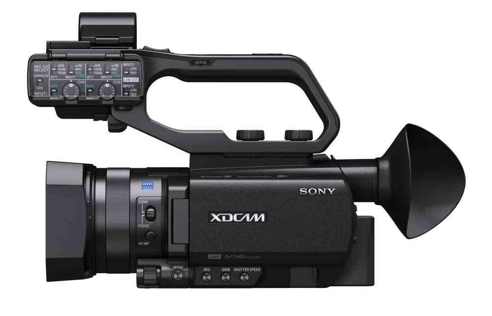 Sony's PXW-X70