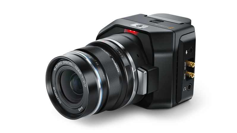 Blackmagic Design Micro Studio Camera
