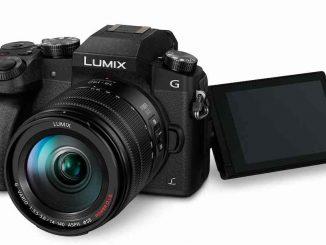 Panasonic DMC-G7 with 14-140mm lens