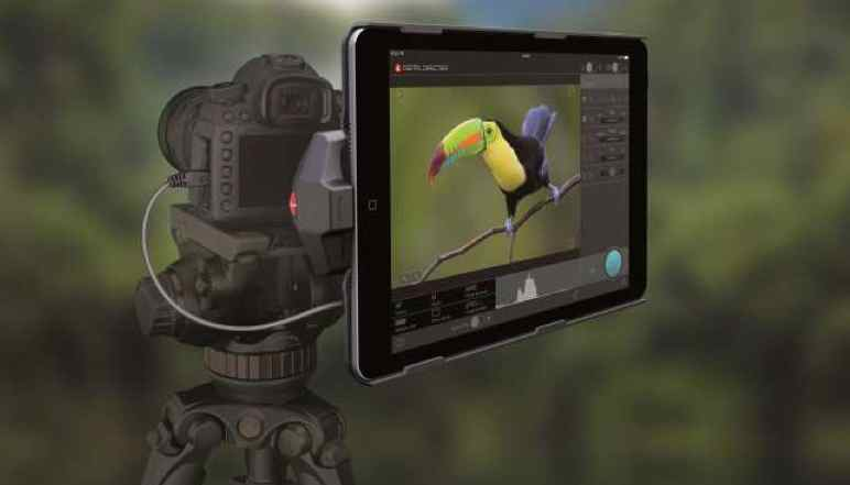 Manfrotto's iPad-based Digital Director