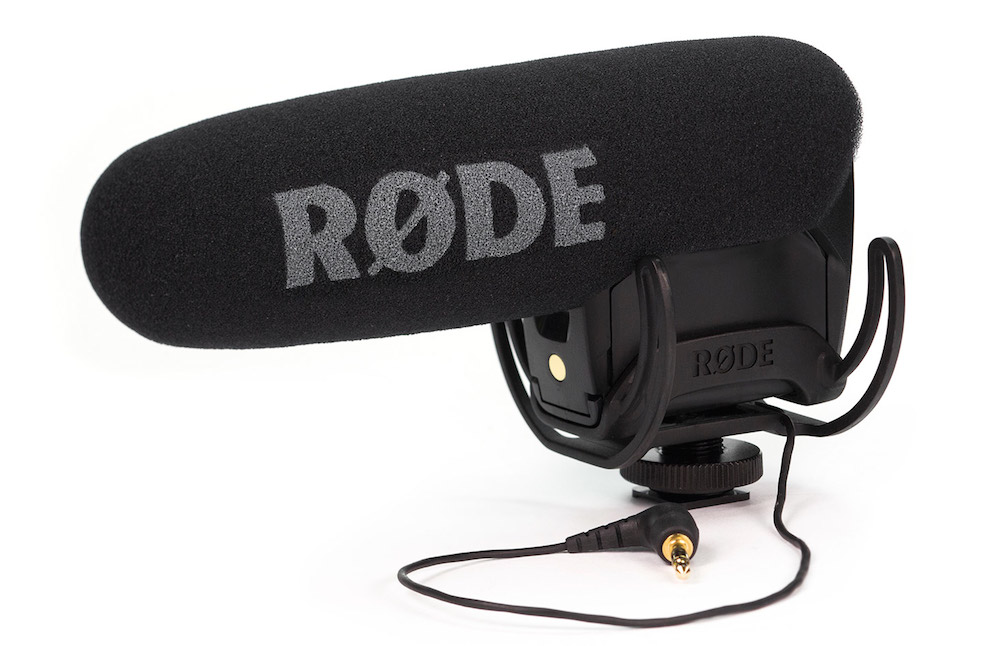 Røde's new model Video Mic Pro