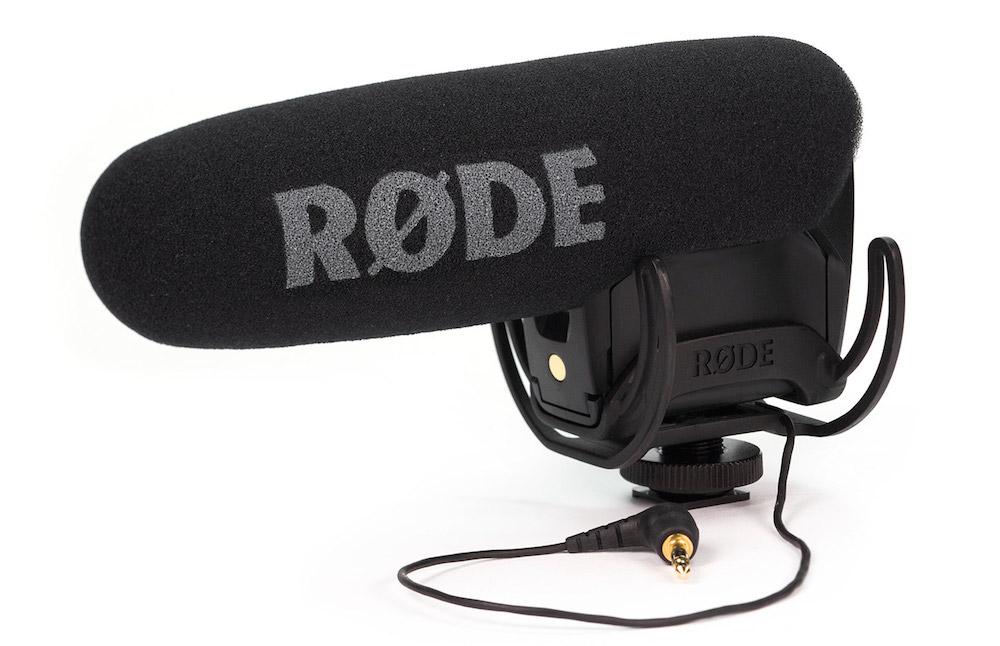 Røde's new model Video Mic Pro