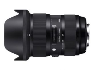 Sigma's new 24-35mm