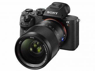 Sony A7R II