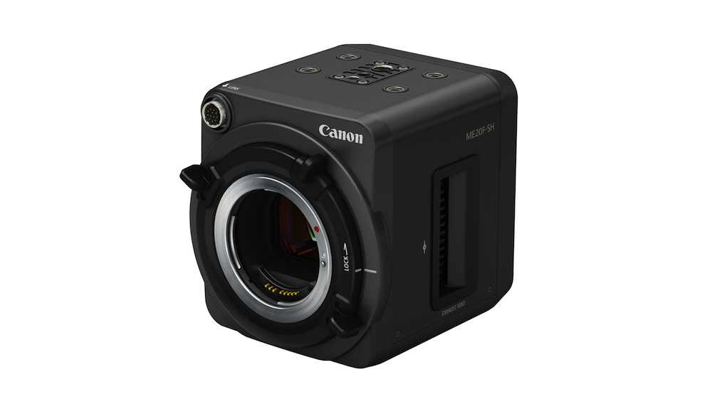 Canon's low-light ME20F-SH