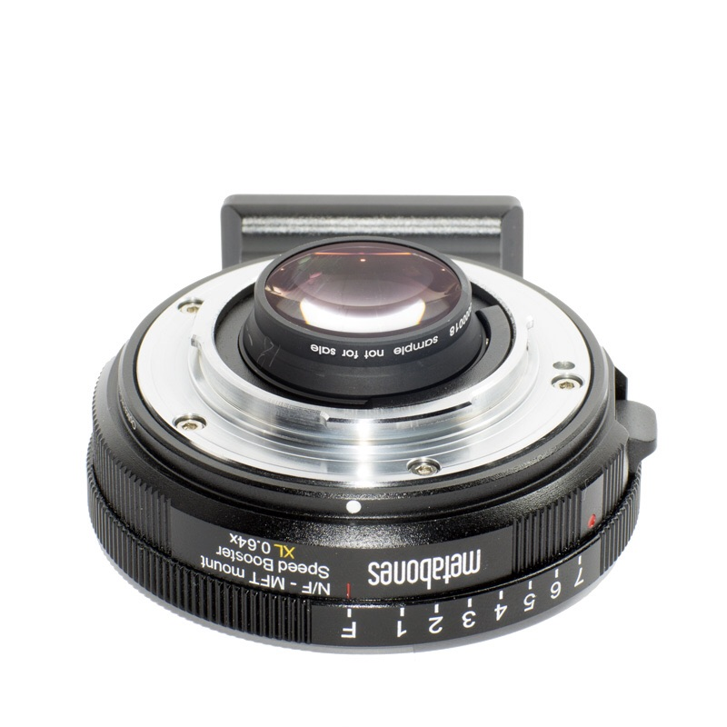 Metabones Speedbooster XL for Panasonic's GH4